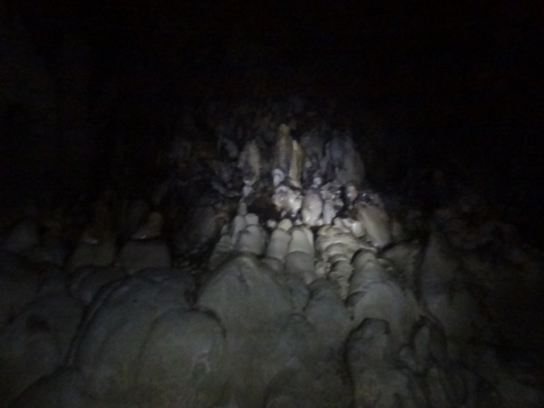 inside of the cave - #