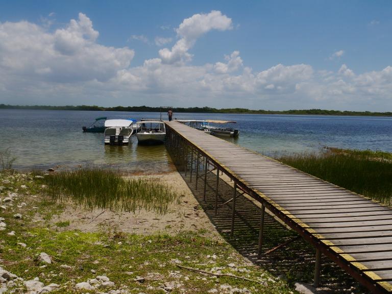 dock - Lamanai Travellingminstrel #5