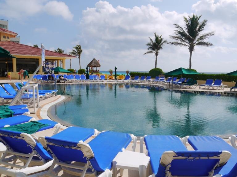 Bottom pool of the resort- Travellingminstrel.wordpress.com #