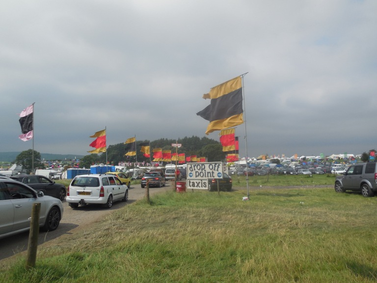 Entrance to Beat-Herder festival - Travellingminstrel #4