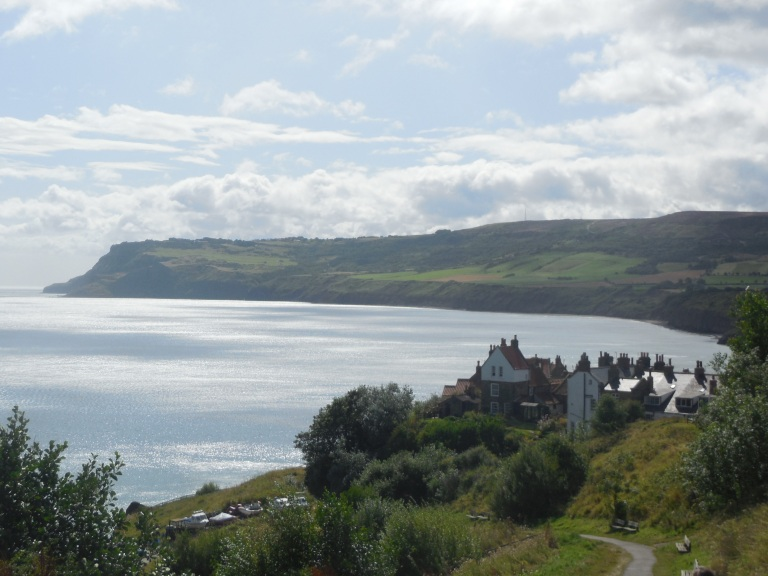 Robin Hoods Bay and village - Travellingminstrel #
