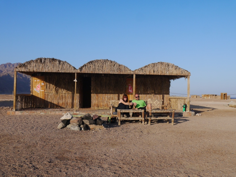 our hut is on the end  - Travellingminstrel #