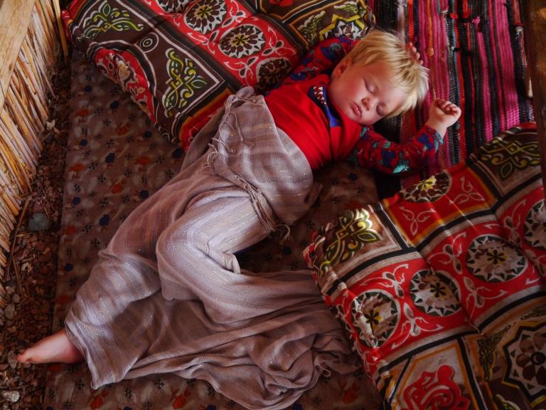 Prince Jed asleep  - Travellingminstrel #