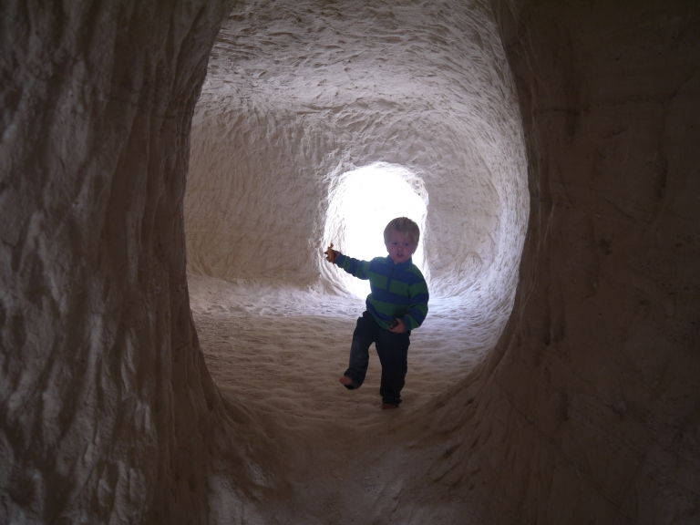 Jed the cave-baby - Travellingminstrel #