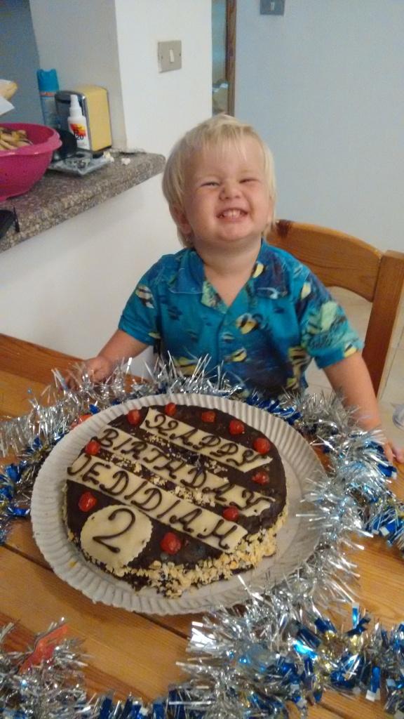 Jeds' cake - Travellingminstrel #