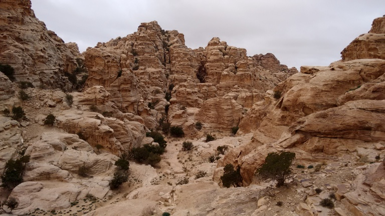 Mini Petra view - Travellingminstrel #