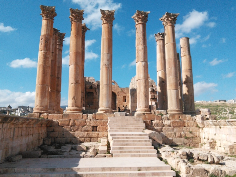 Temple of Artemis  - Travellingminstrel #