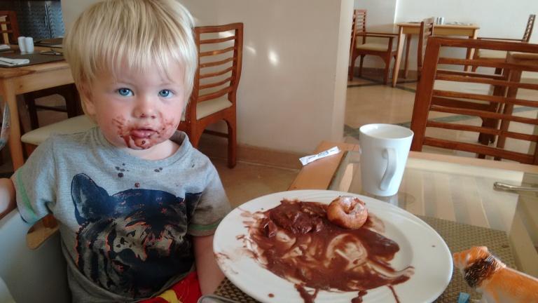 Choco boy - Travellingminstrel #