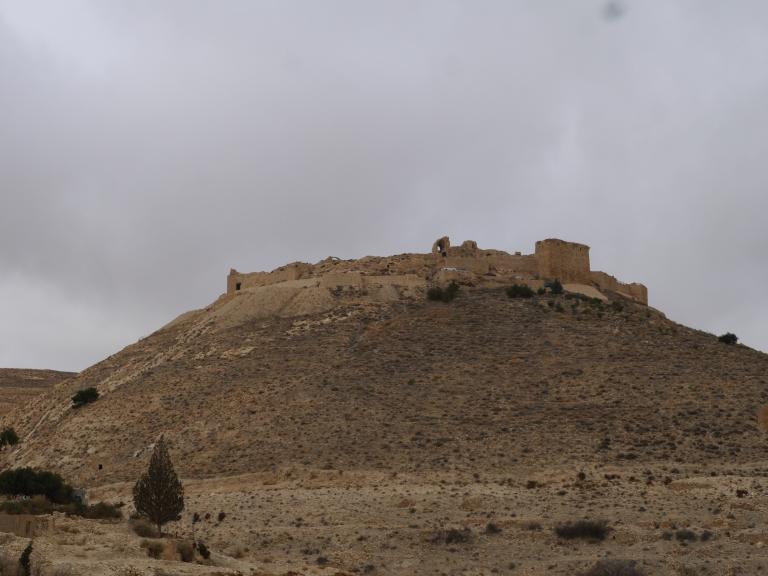 Shobak castle - Travellingminstrel #