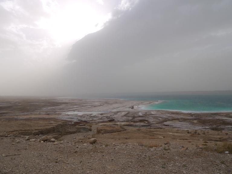 The Dead sea - Travellingminstrel #