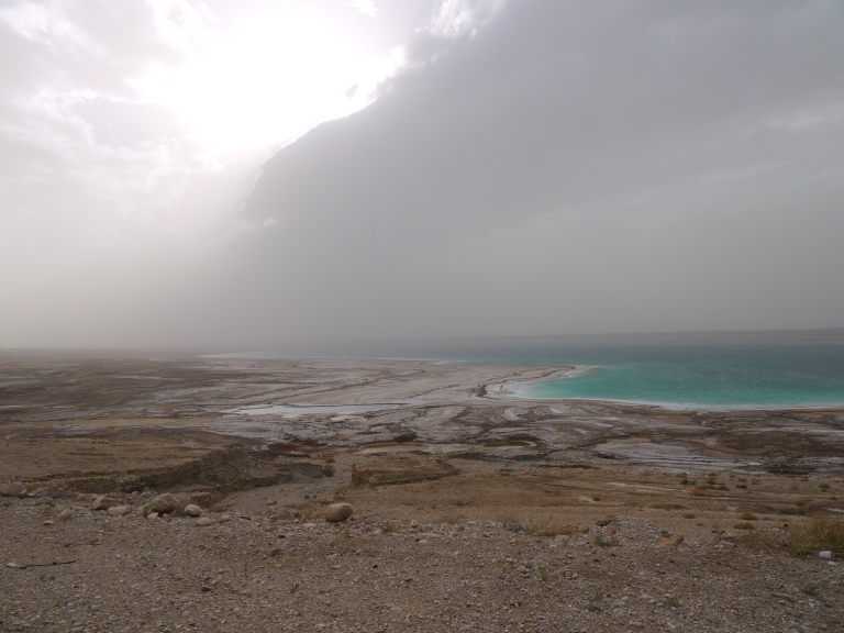 The Dead sea - Travellingminstrel #