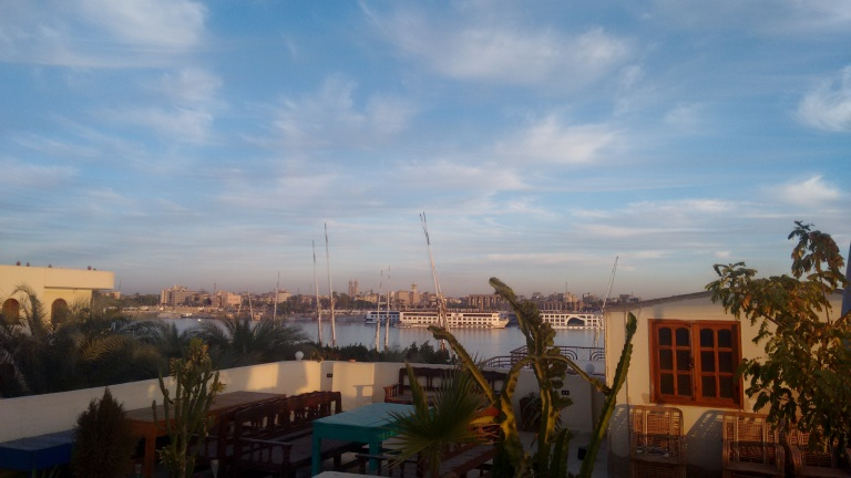 The Nile view - Travellingminstrel #