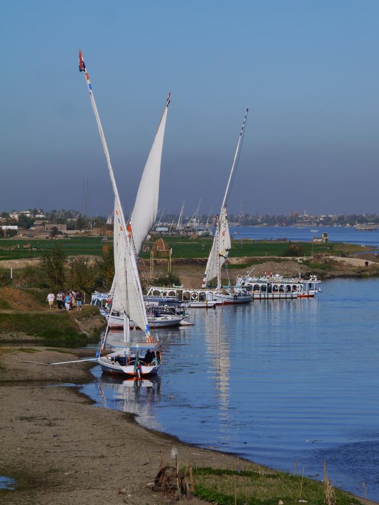 The Nile - Travellingminsrel #
