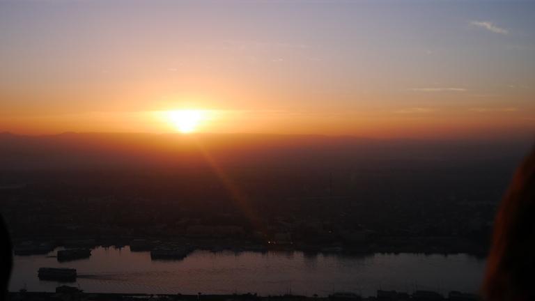 Sun Rise - Travellingminstrel #