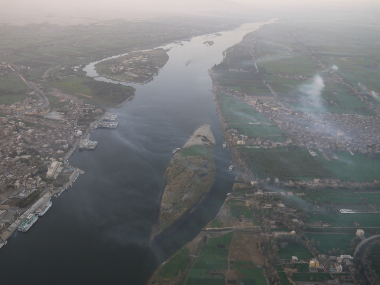 The Nile - Travellingminstrel #
