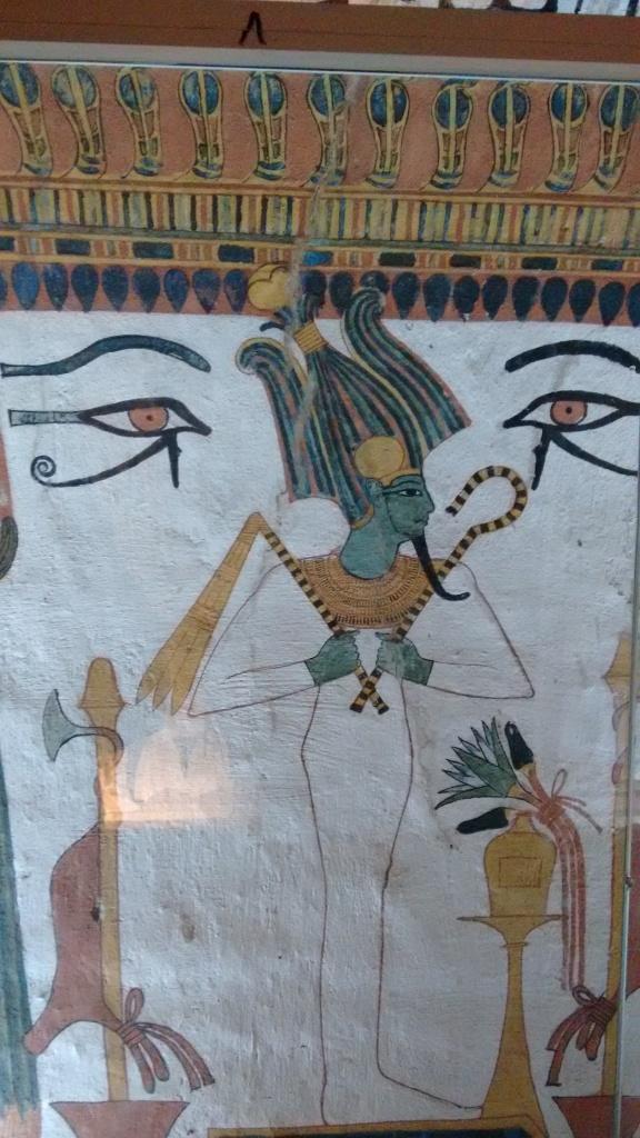 God Osiris - Travellingminstrel #
