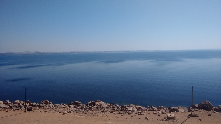 Lake Nasser - Travellingminstrel #