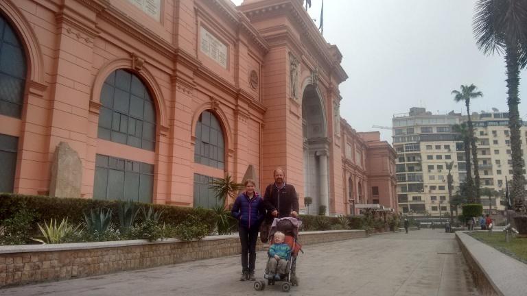 Cairo museum - Travellingminstrel #