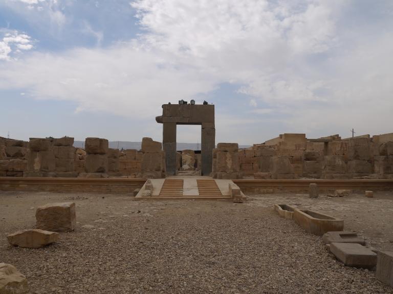 Rameses temple - Travellingminstrel #