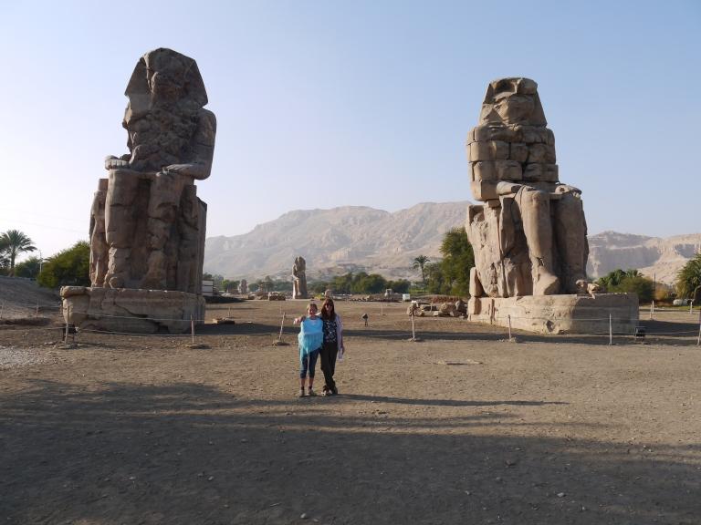 Colossus Memnon - Travellingminstrel #