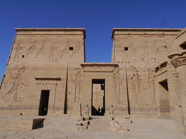 Isis temple - Travellingminstrel #