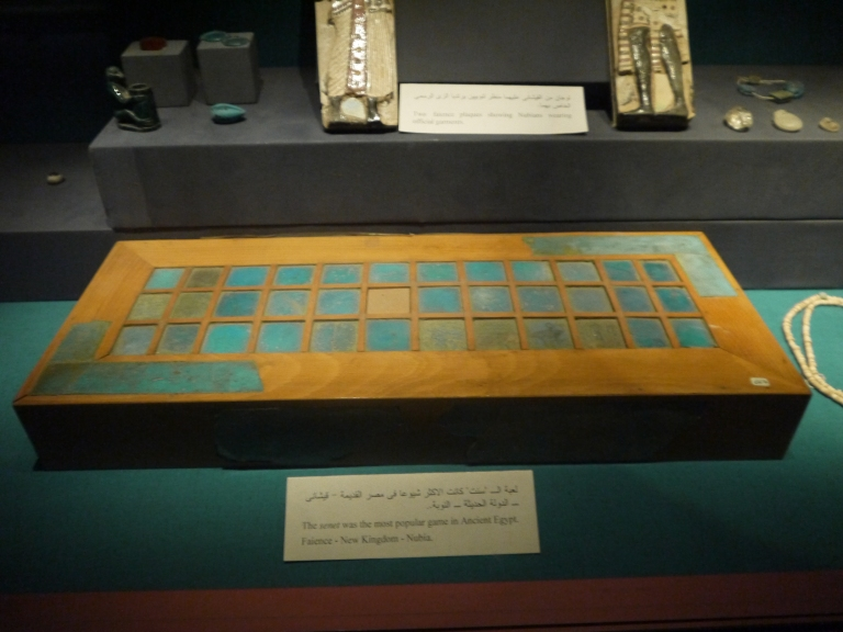 Senet, the most popular game in Ancient Egypt - Travellingminstrel #