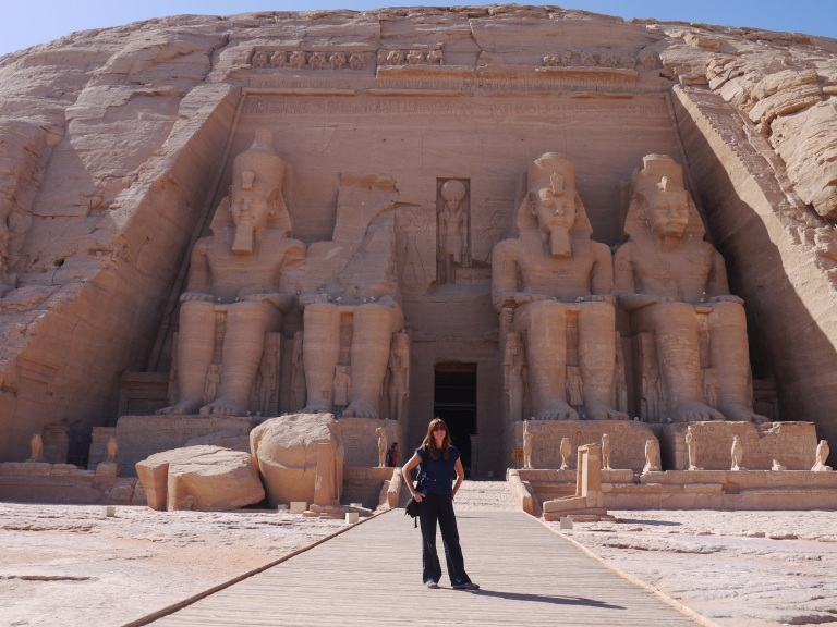 Abu Simbel - Travellingminstrel #