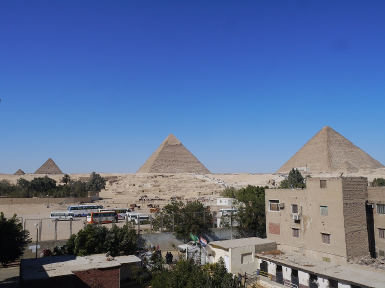 Welcome to the pyramids - Travellingminstrel #