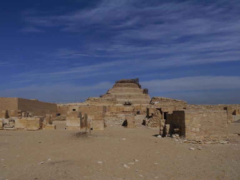 Saqqara - Travellingminstrel #