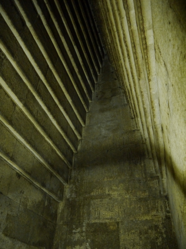 The stepped ceiling - Travellingminstrel #