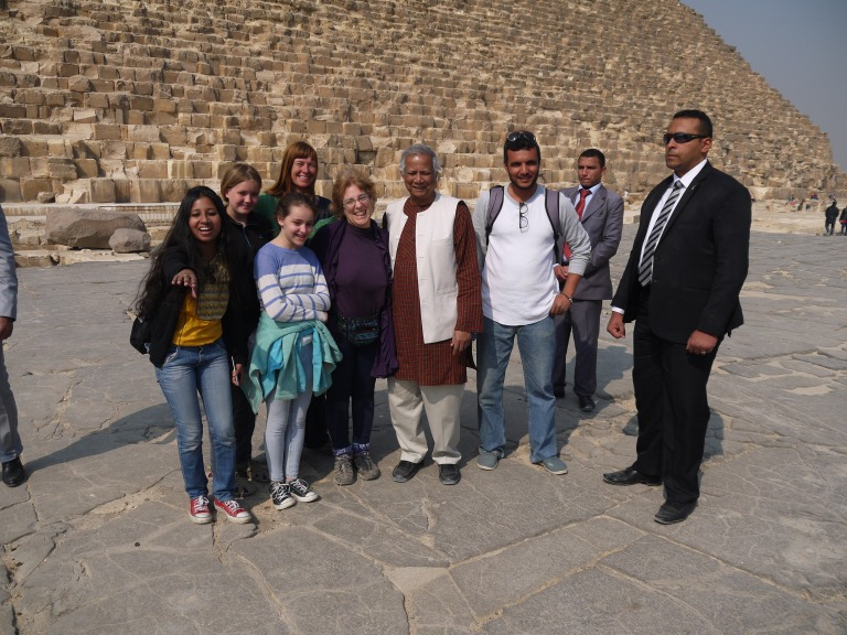Muhamed Unuis - Travellingminstrel