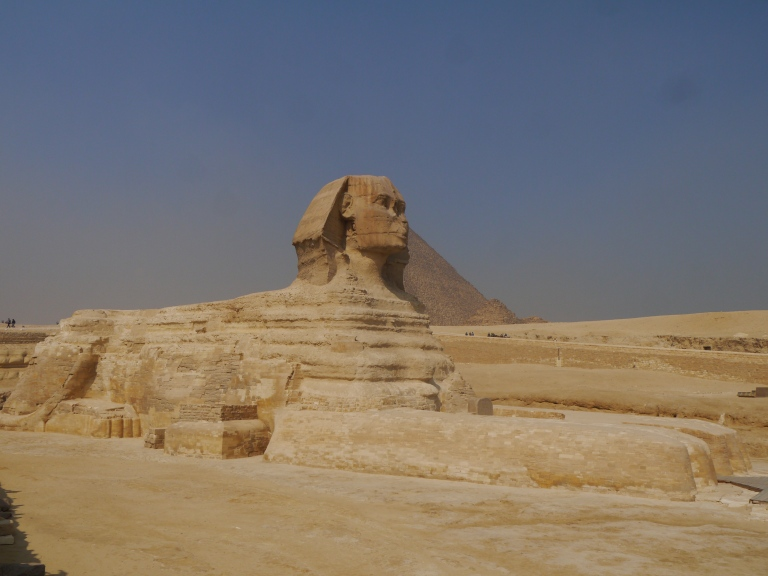 The sphinx - Travellingminstrel #
