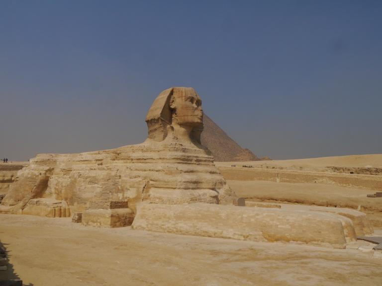 The sphinx - Travellingminstrel #