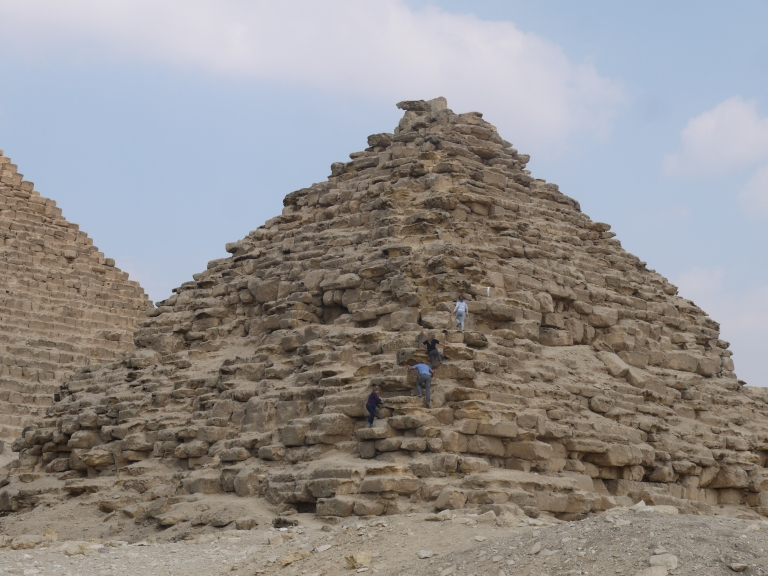 Never mind the big pyramid! - Travellingminstrel #