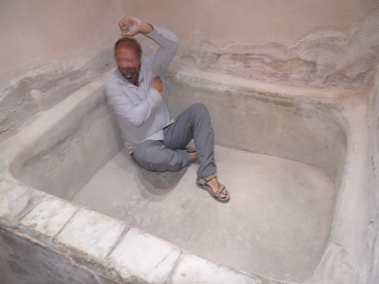 Turkish bath - Travellingminstrel #