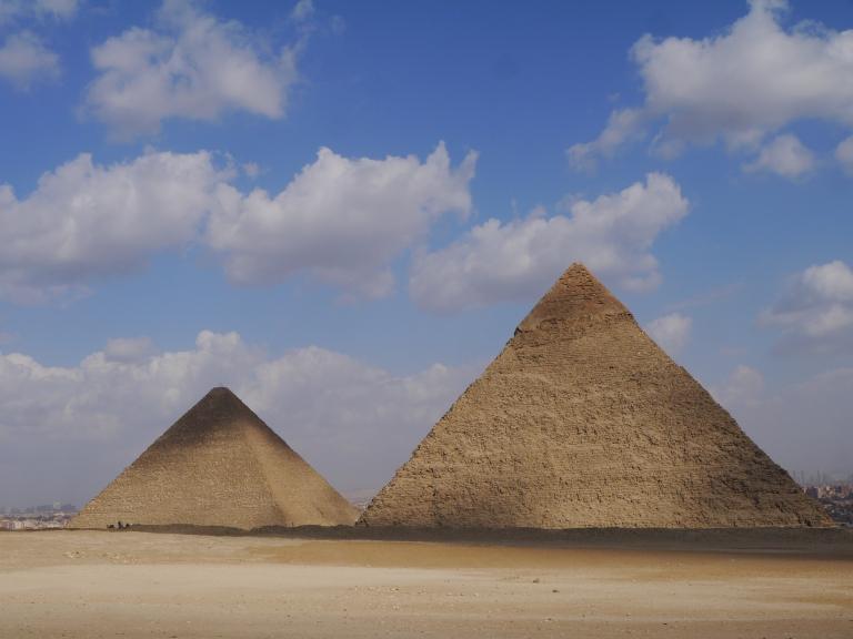 Pyramids - Travellingminstrel #