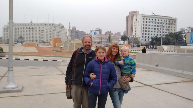 Tahrir square - Travellingminstrel #
