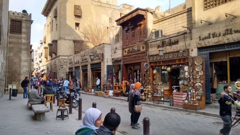 Al Mui'zz Street - Travellingminstrel #