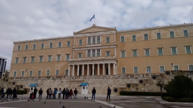 The parliament building - Travellingminstrel #