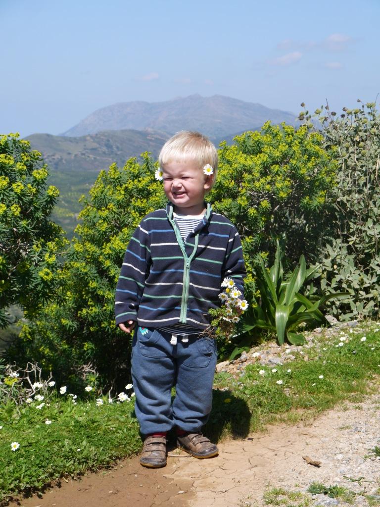 Flower boy - Travellingminstrel #