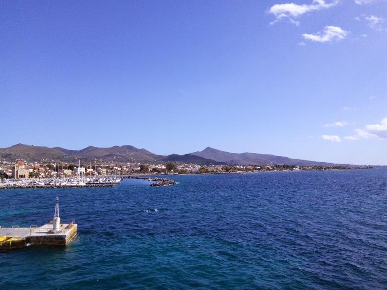 The harbour - Travellingminstrel #