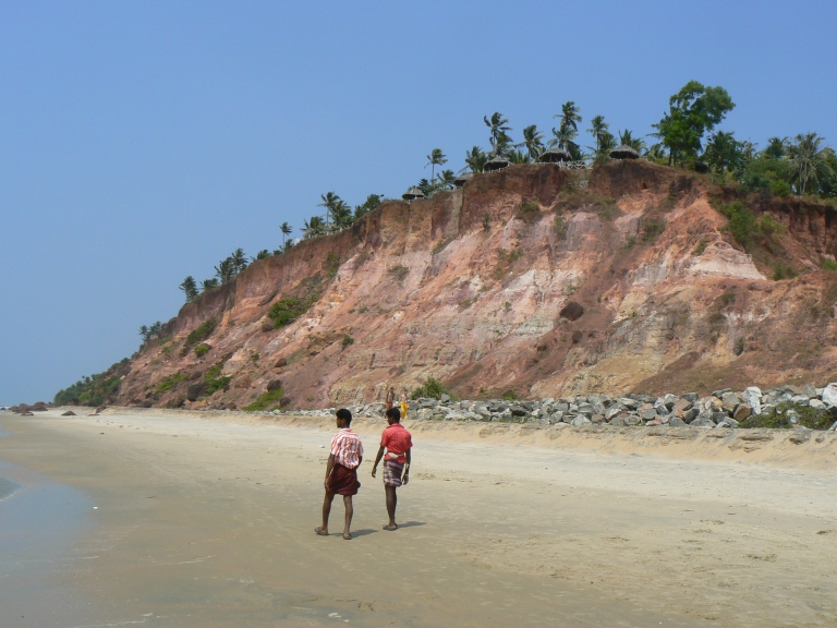 Varkala in Kerala - Travellingminstrel #
