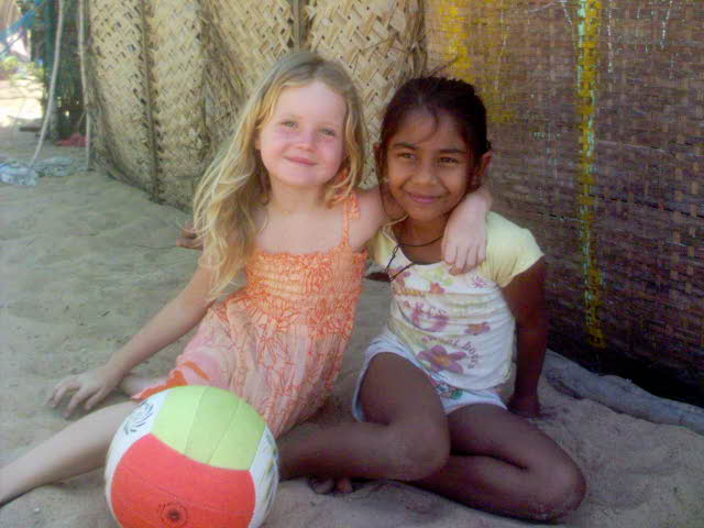 Me and my best friend in India - Travellingminstrel #1