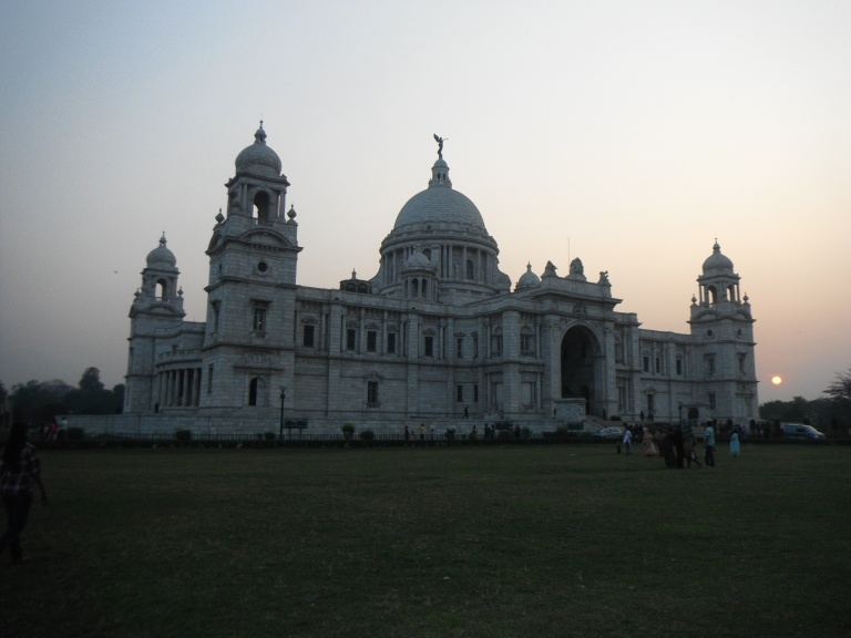 Victoria memorial - Travellingminstrel #