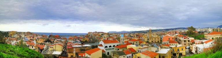 Panorama of Chania - Travellingminstrel #