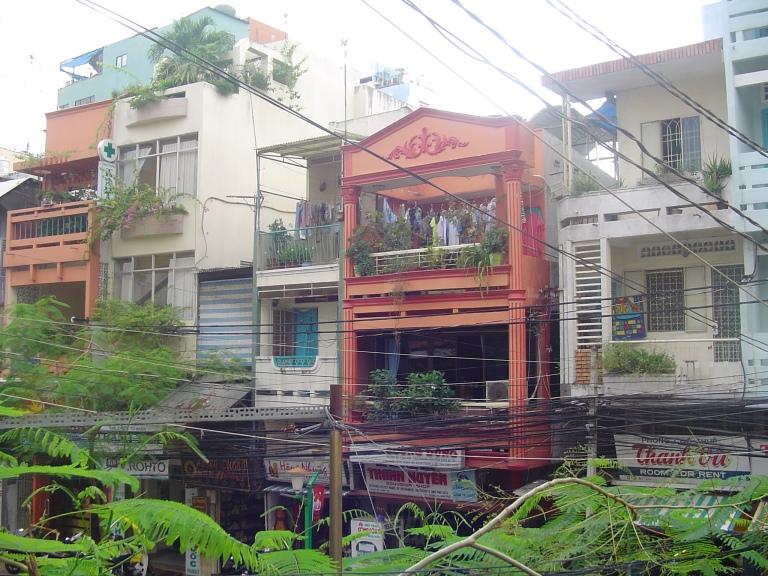 Saigon - Travellingminstrel #