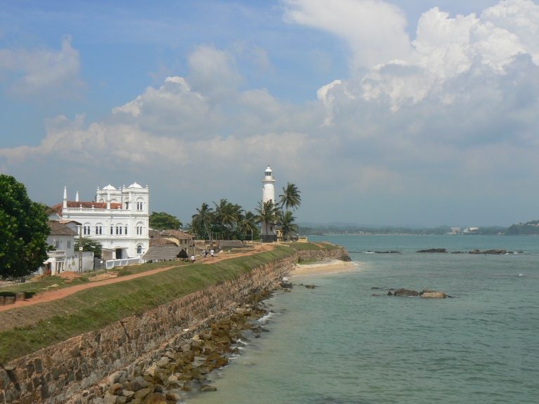 In Galle - Travellingminstrel #