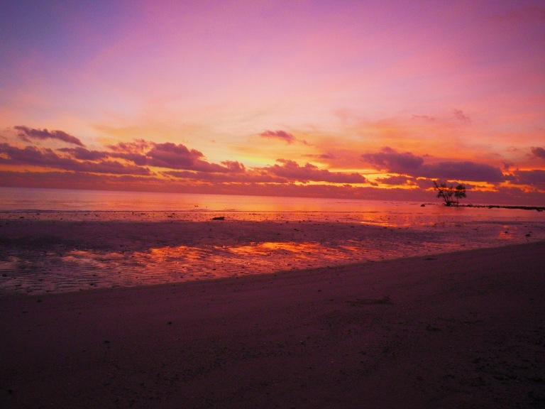 sun set - Travellingminstrel #