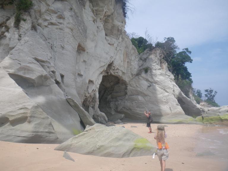 cliffs - Travellingminstrel