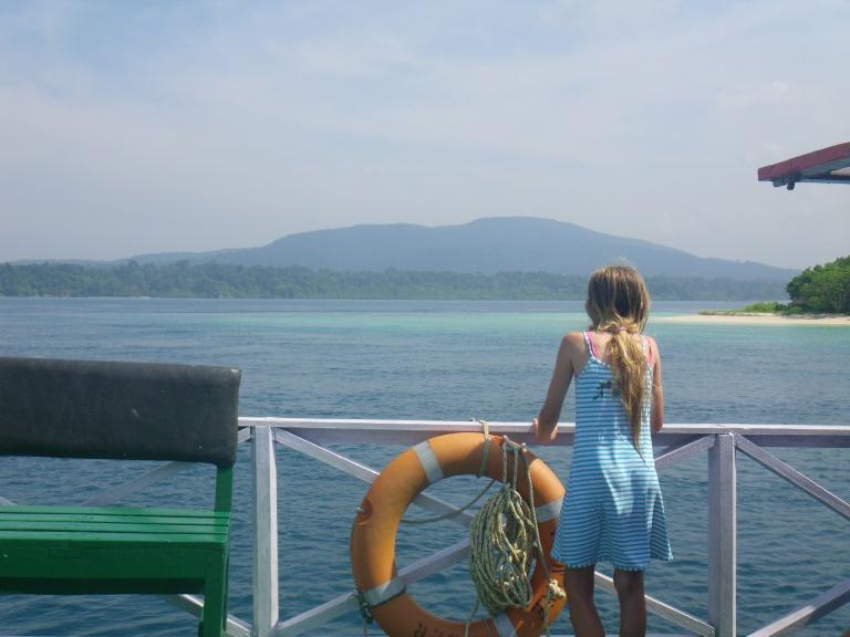 Jolly Buoy ferry - Travellingminstrel.com #